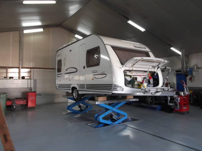 gebr. masman caravan & campertechniek werkplaats