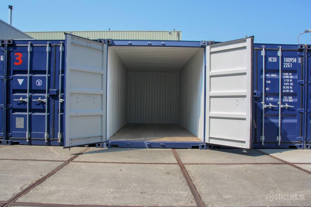 ik wil opslagruimte huren container opslag nieuwkoop