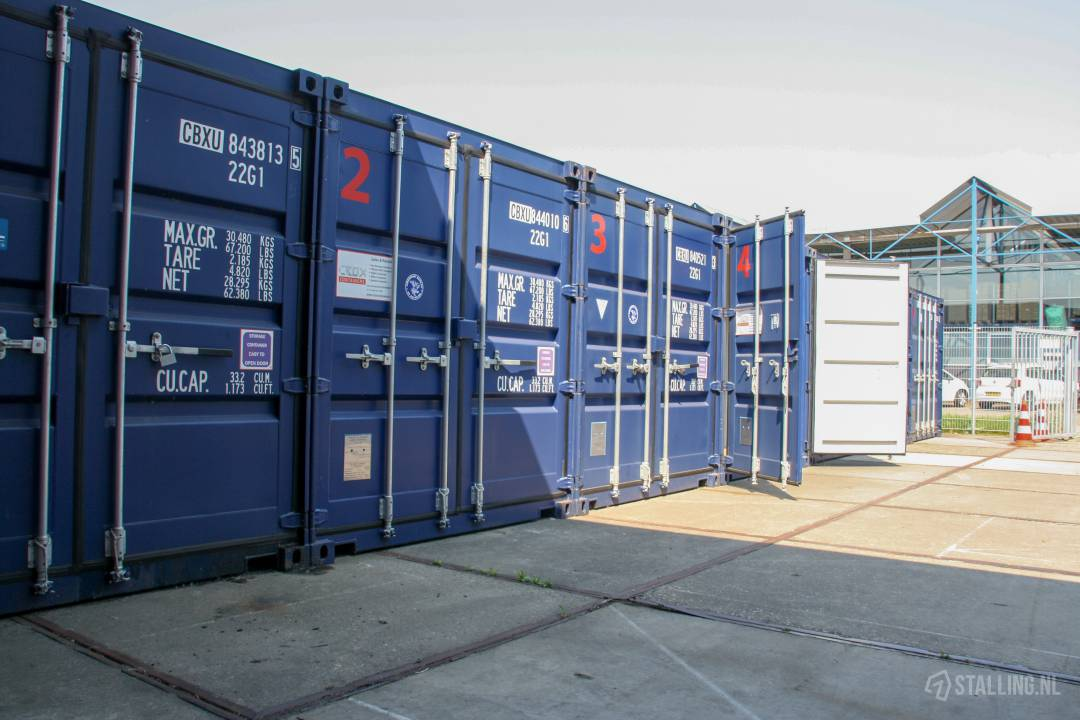 ik wil opslagruimte huren opslagcontainer nieuwkoop
