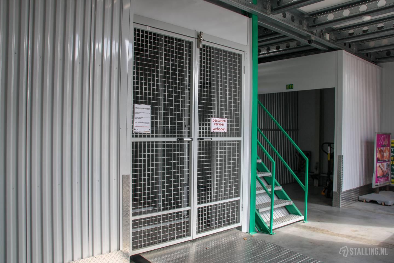 specker self-storage opslagruimte huren in de streek