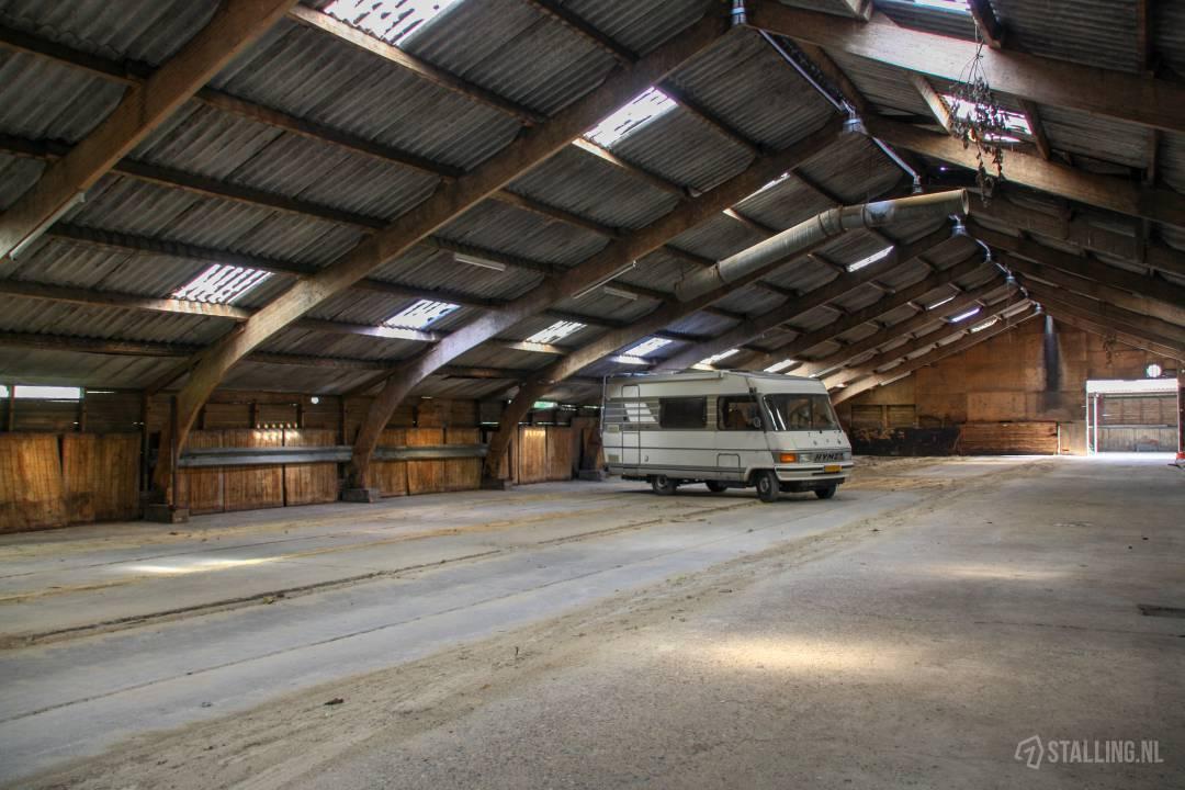 caravanstalling fochteloo stallingruimte