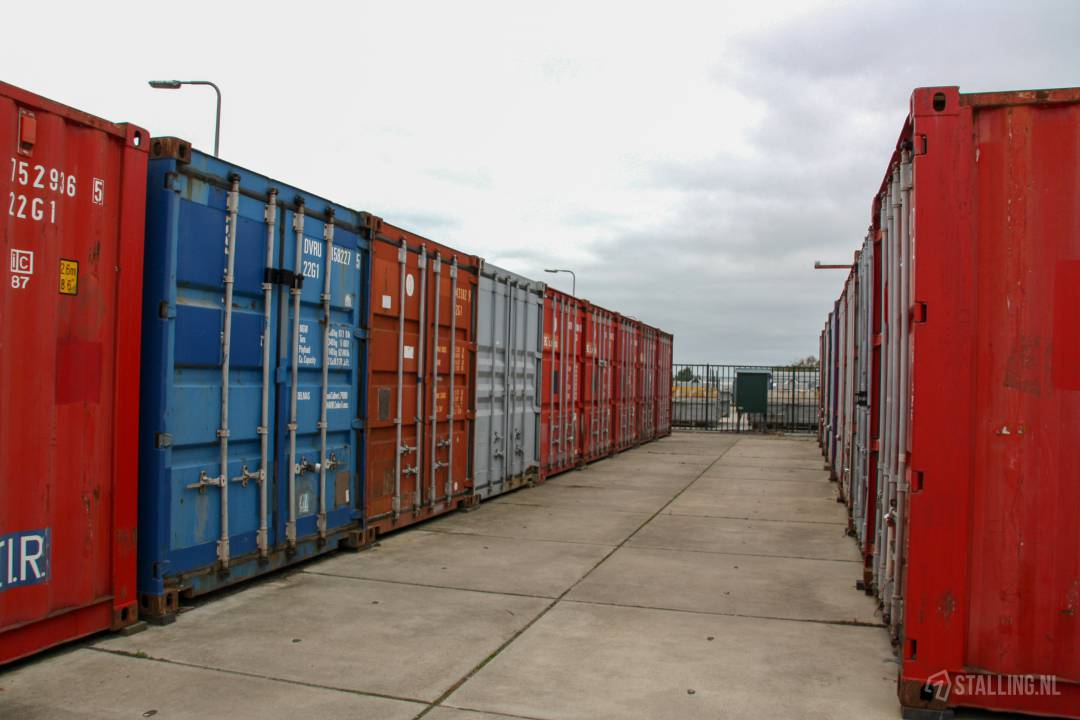 mini-box opslagcontainer huren in voorne-putten