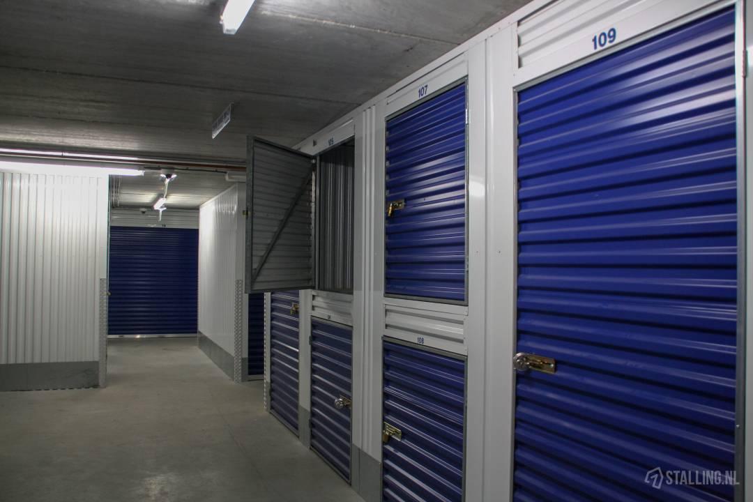 mini-box opslagbox zuidland huren
