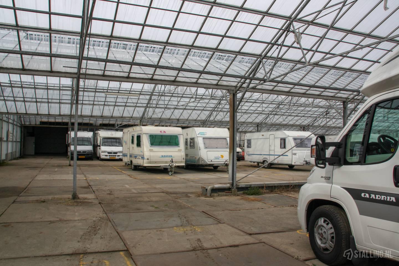 caravanstalling nieuw-vennep plek ruimte
