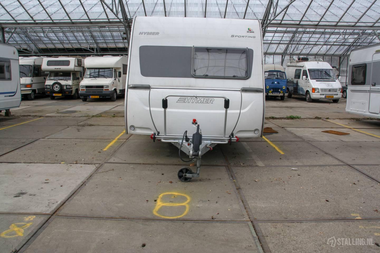 caravanstalling nieuw-vennep ruimte