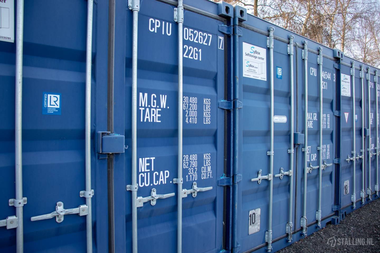 sybox self storage opslagcontainer sneek huren