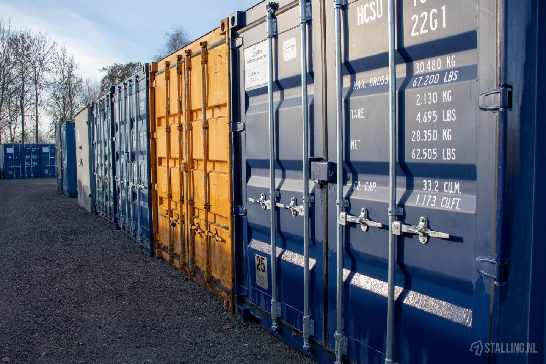 sybox self storage opslagruimte huren in heerenveen