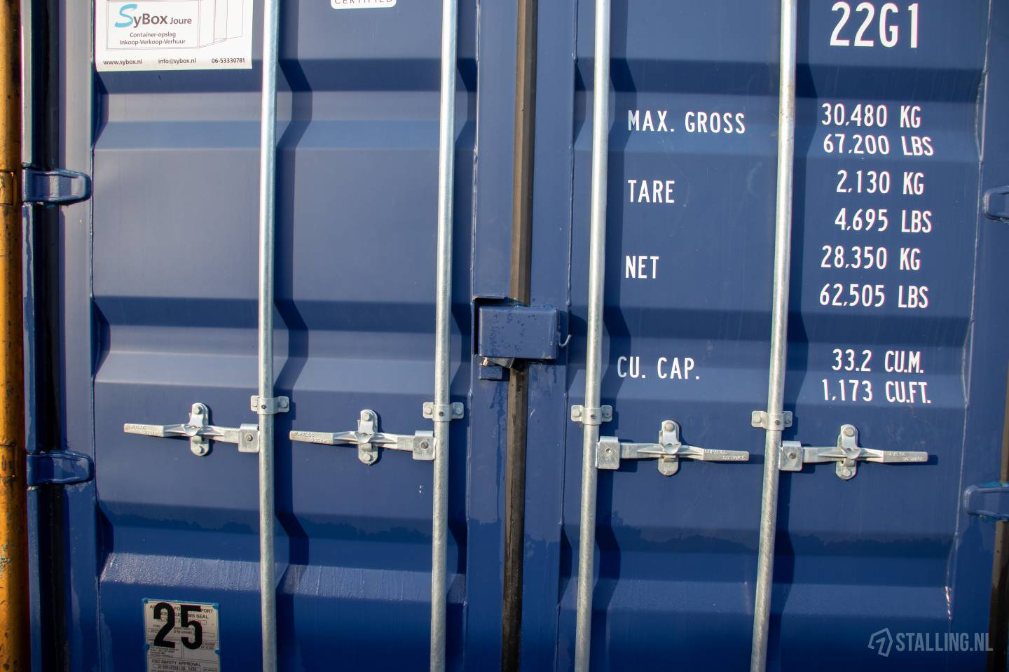 sybox self storage containeropslag friesland