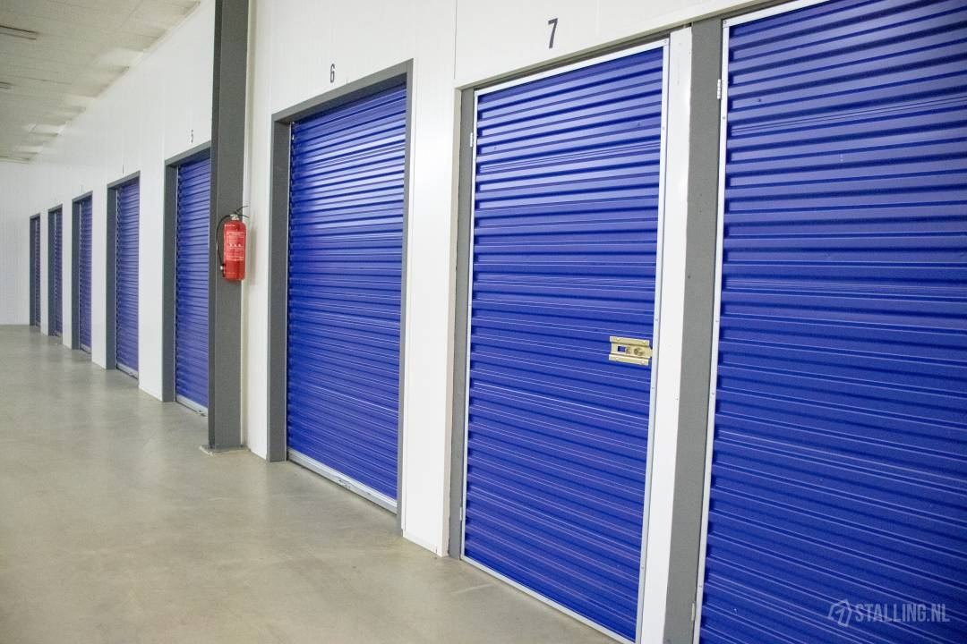 sybox self storage opslagruimte joure de friese meren