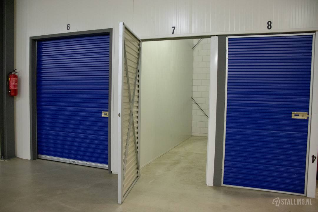 sybox self storage opslagbox regio friesland joure