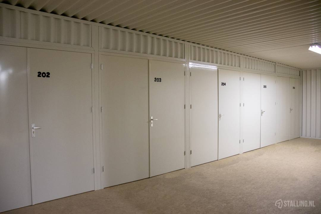 storage world opslagruimte huren in brabant