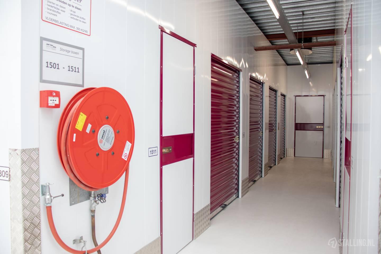 self storage center markoever opslagruimte terheijen huren
