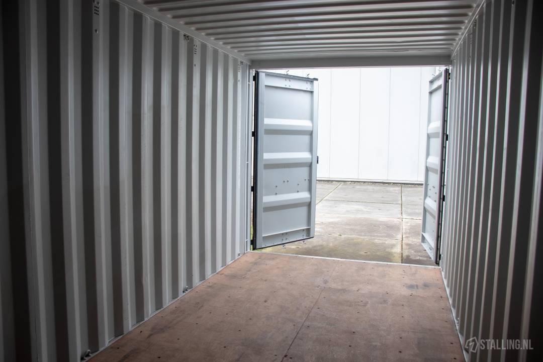 sytsma inboedelopslag containeropslag sneek