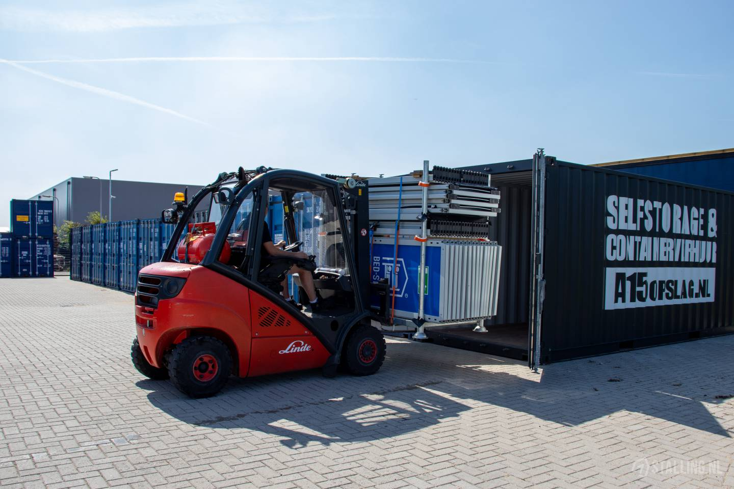 a15 opslag containeropslag west betuwe