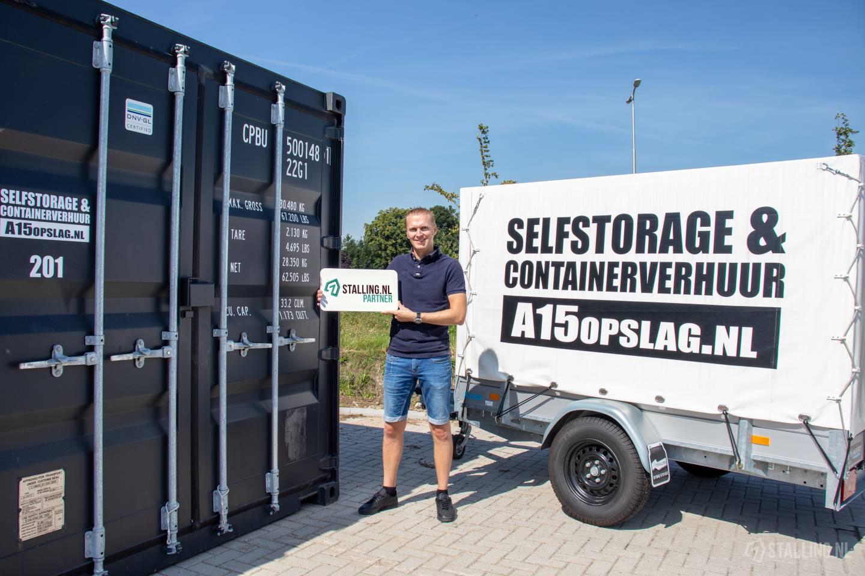 a15 opslag container opslag geldermalsen