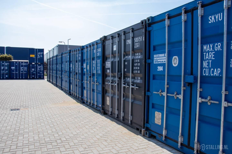 a15 opslag opslagruimte huren container