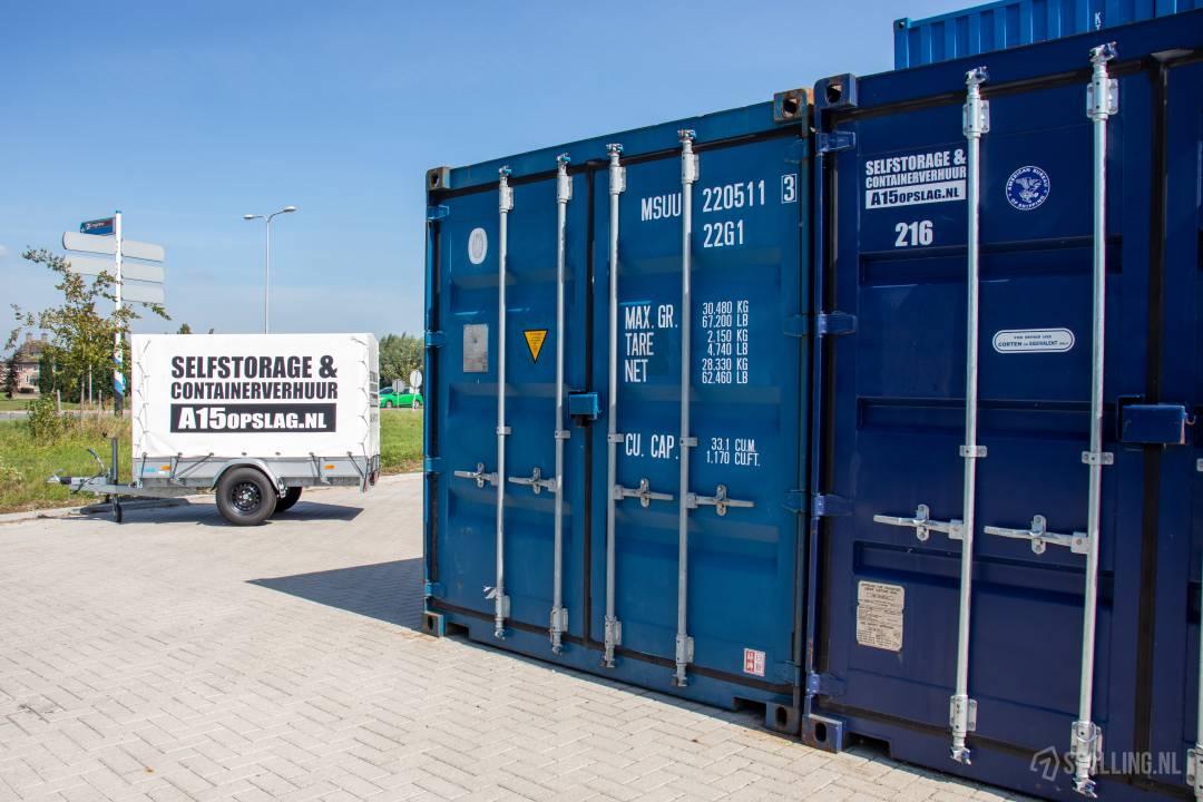 a15 opslag containeropslag gelderland