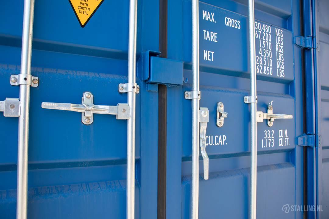 ik wil opslagruimte huren opslagruimte container