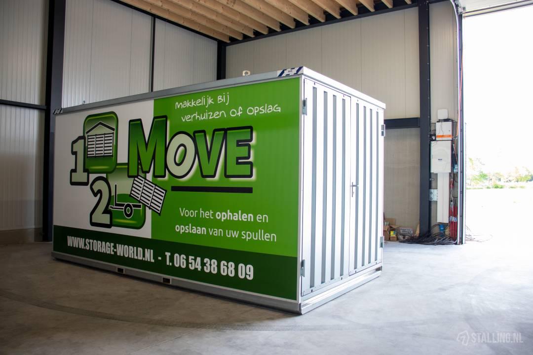 storage world opslagruimte thuisbezorgd weert
