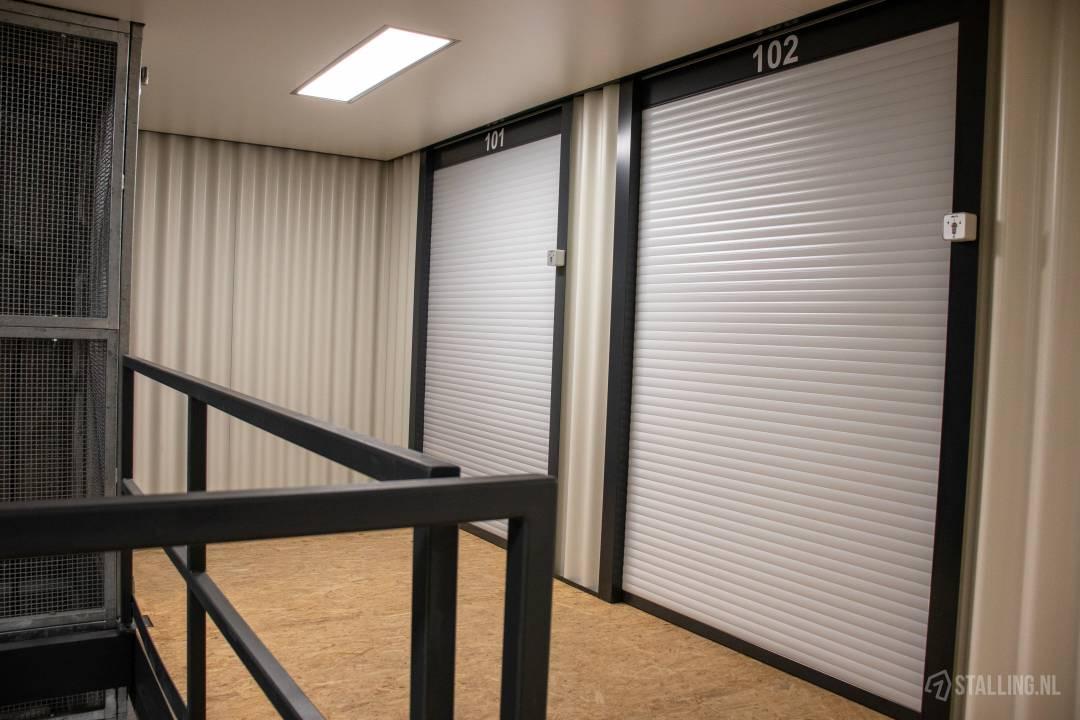 storage world opslag huren kempen airport