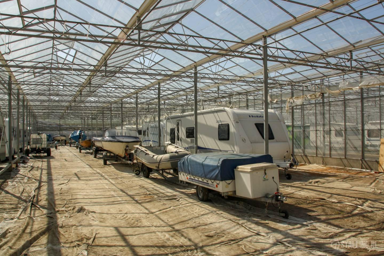 caravanstalling kwekerij het stalletje stalling