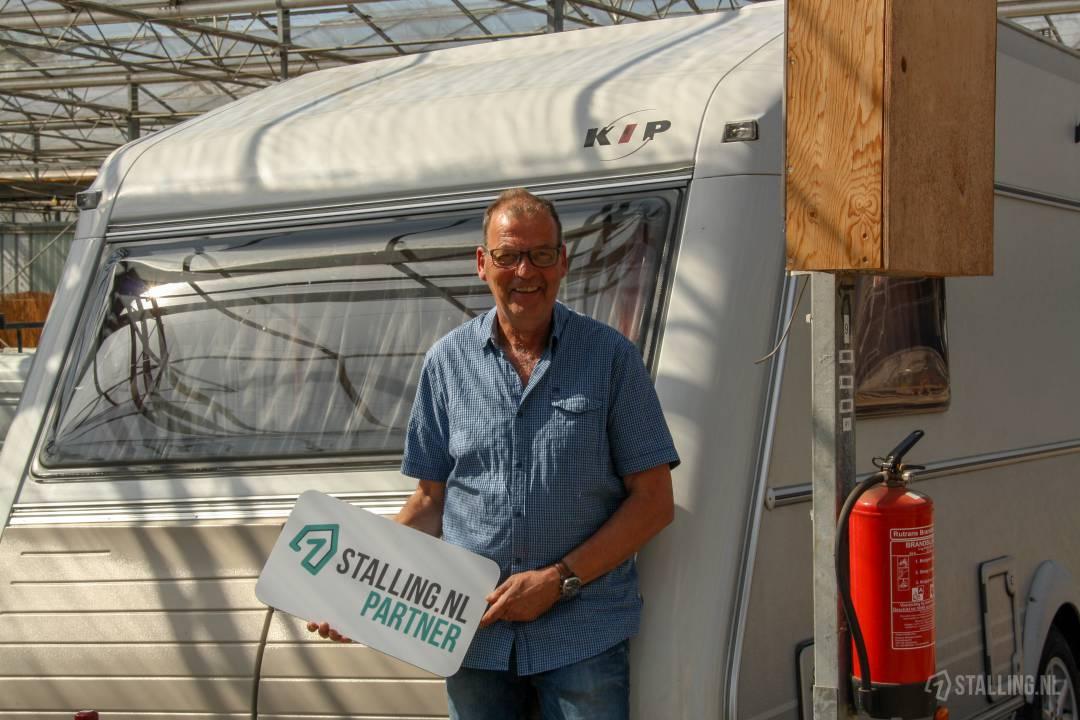 caravanstalling kwekerij het stalletje eigenaar