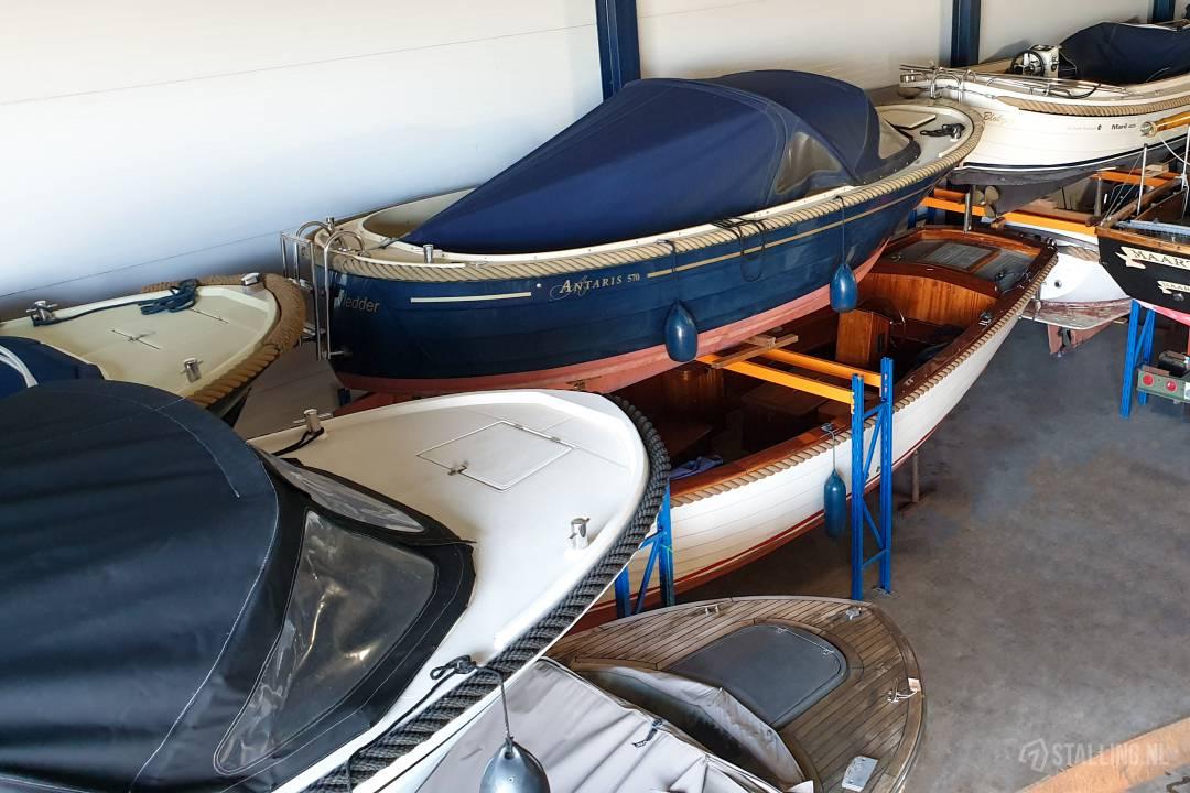 wijkstra watersport bootstalling overijssel overdekt
