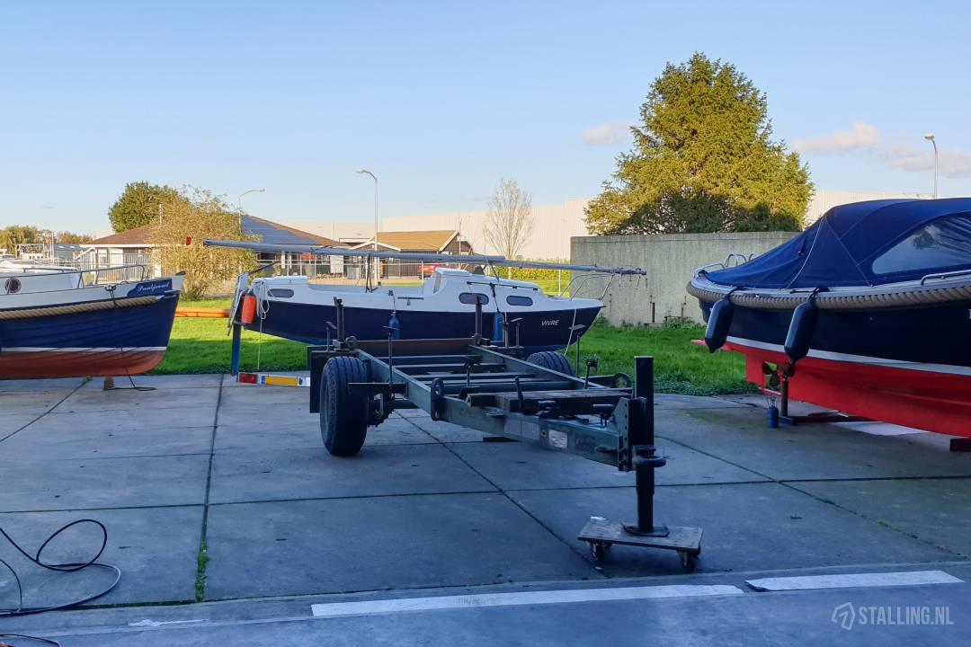 wijkstra watersport winterstalling voor boten steenwijk