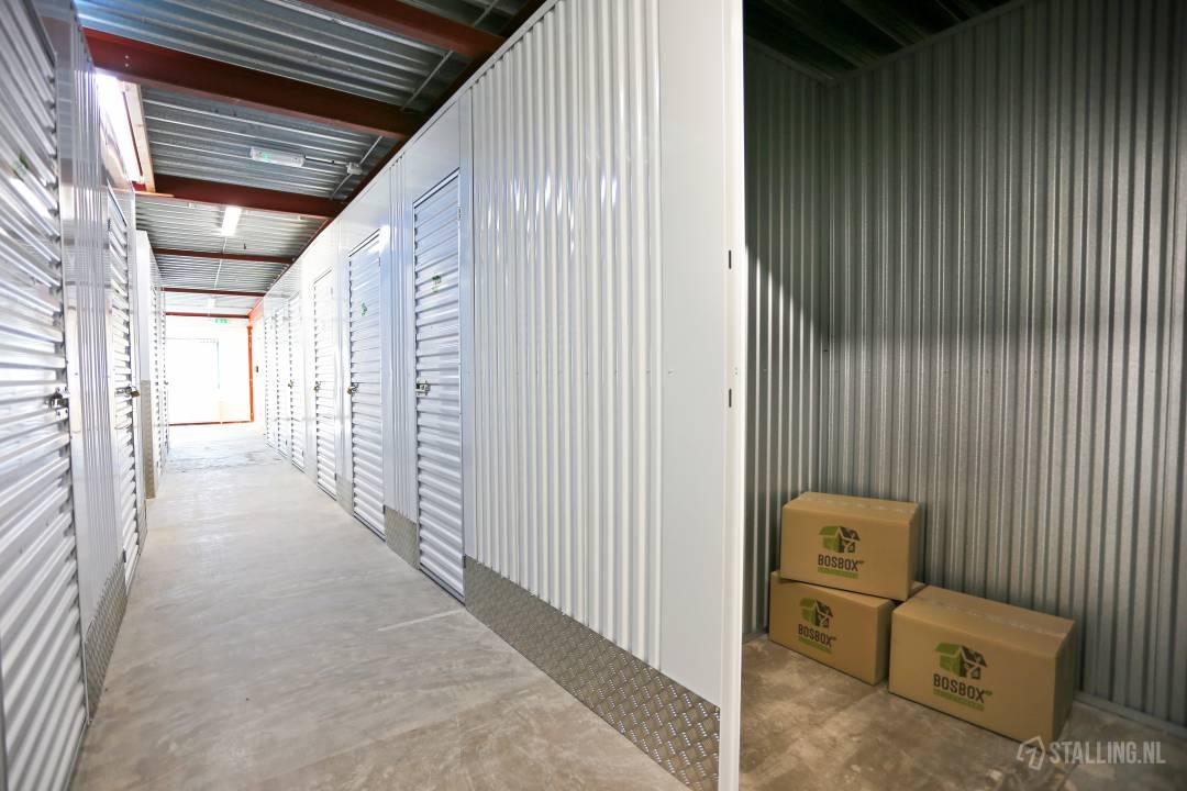 bosbox opslagruimte self storage eemnes
