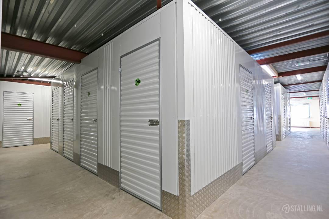 bosbox self storage het gooi