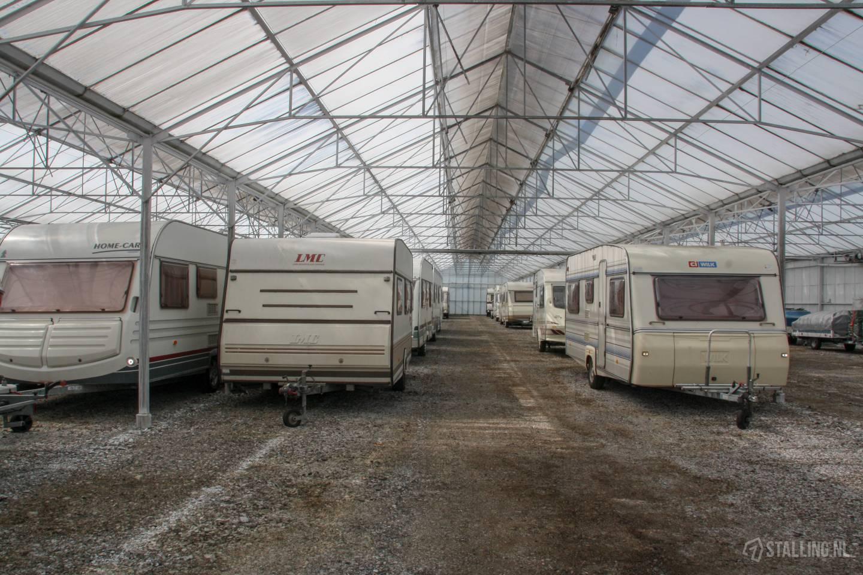 caravanstalling wijdenes overzicht