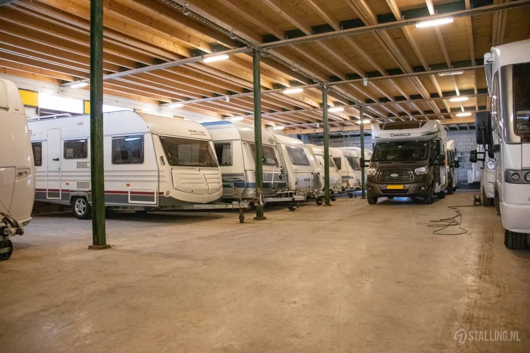 de heicohoeve stalling voor caravans zutphen