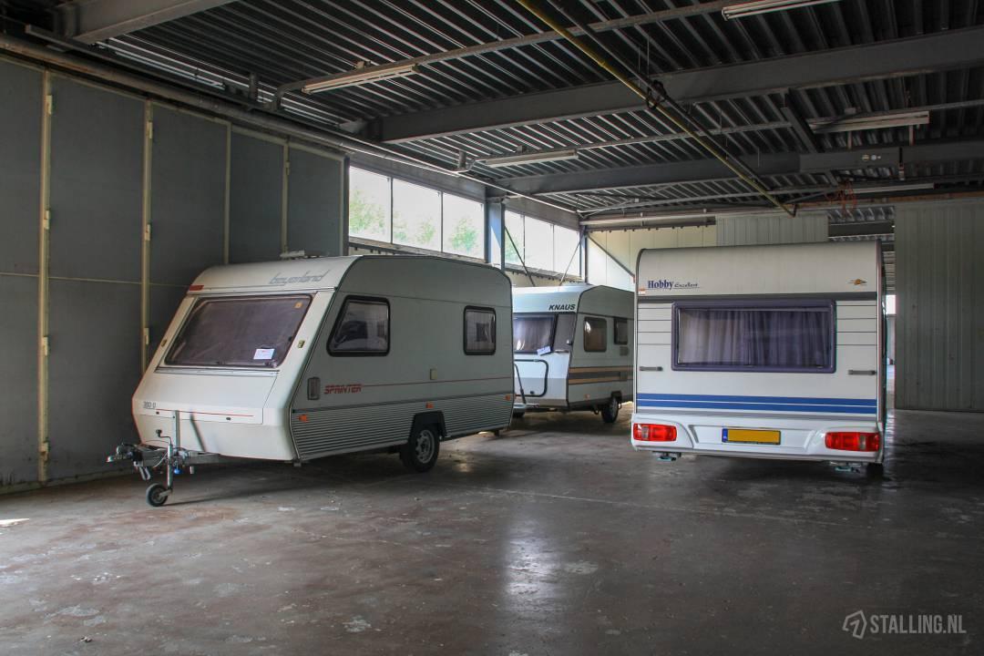 barsema stalling & onderhoud stalling voor caravan