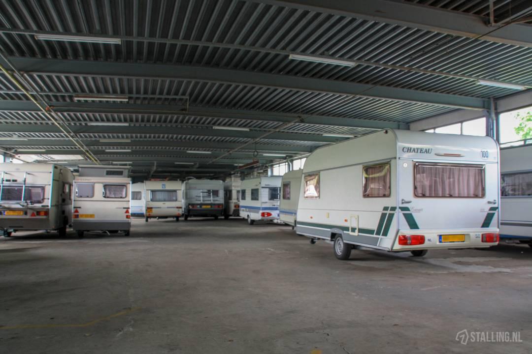 barsema stalling & onderhoud stalling voor vouwwagens