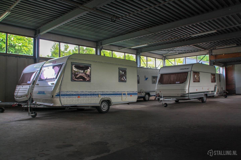 barsema stalling & onderhoud caravans