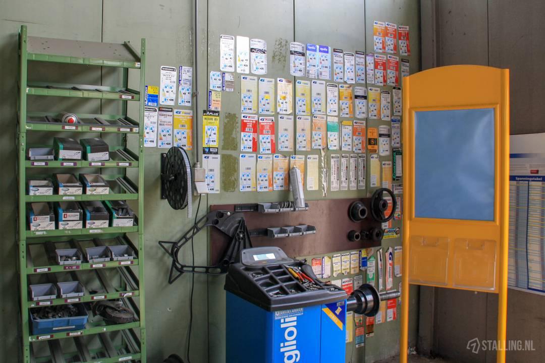 barsema stalling & onderhoud banden vouwwagen